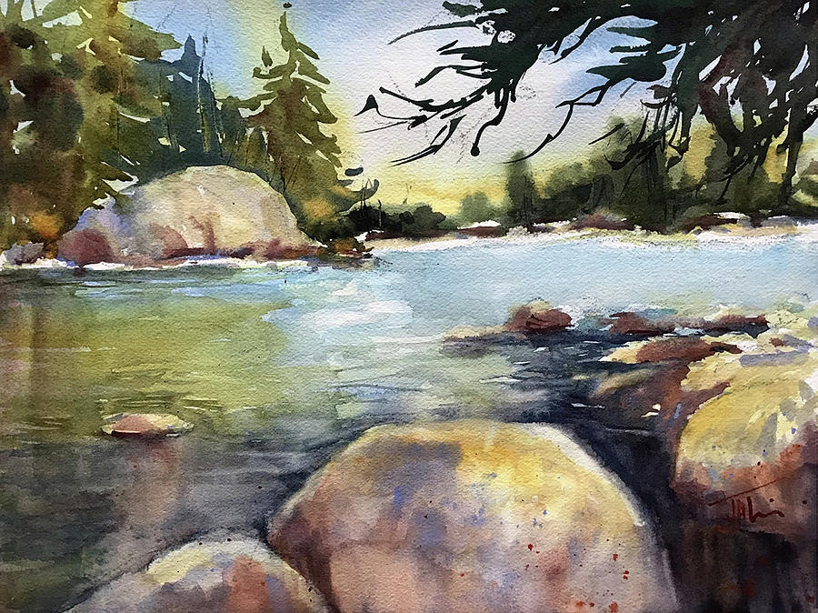 Rocking the River by Judith Levins