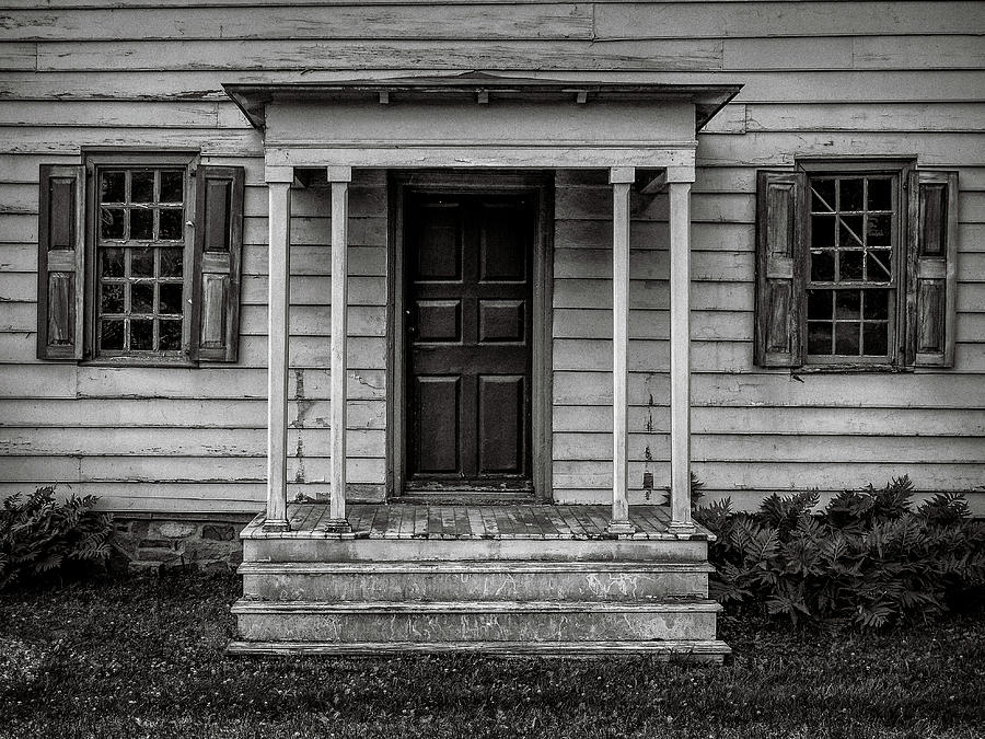 Rockingham Porch by Steve Stanger