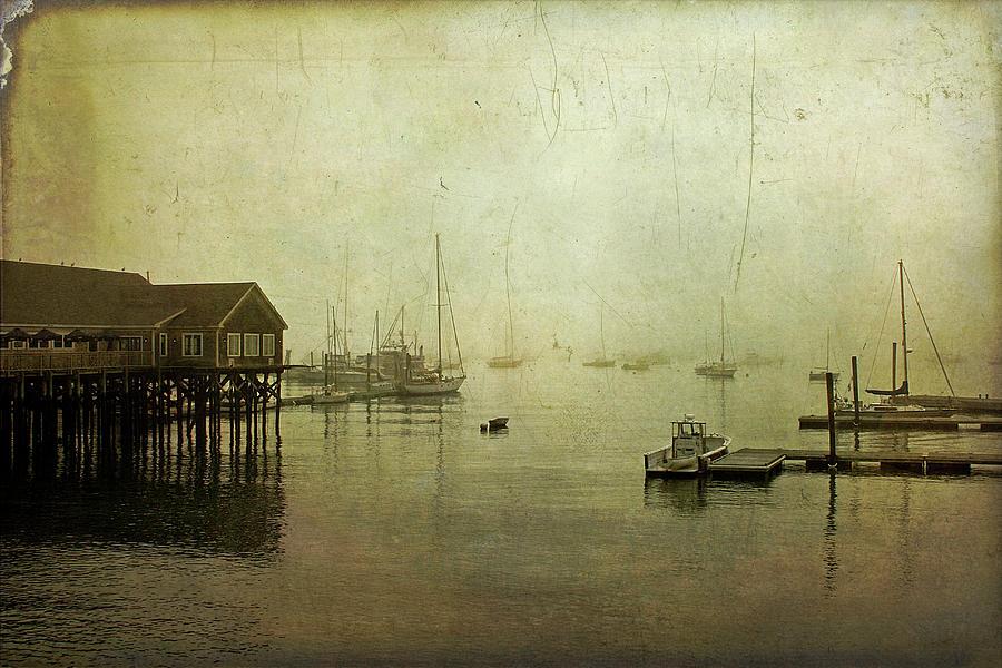 Rockland Harbor 2 by Cindi Ressler