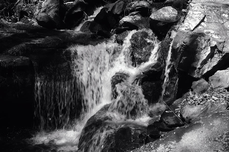 Rocks and Falls by George Taylor