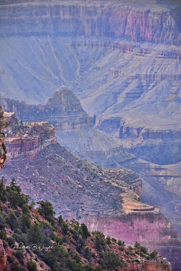 Rocks And Ridges Photograph
