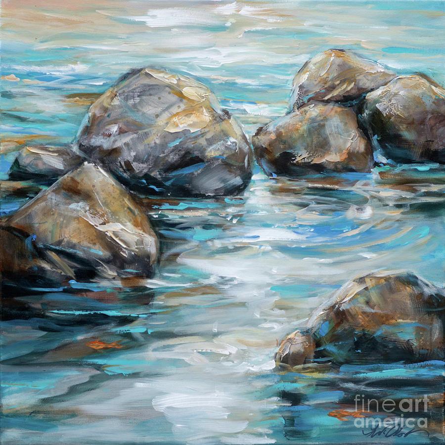 Rocks II by Linda Olsen