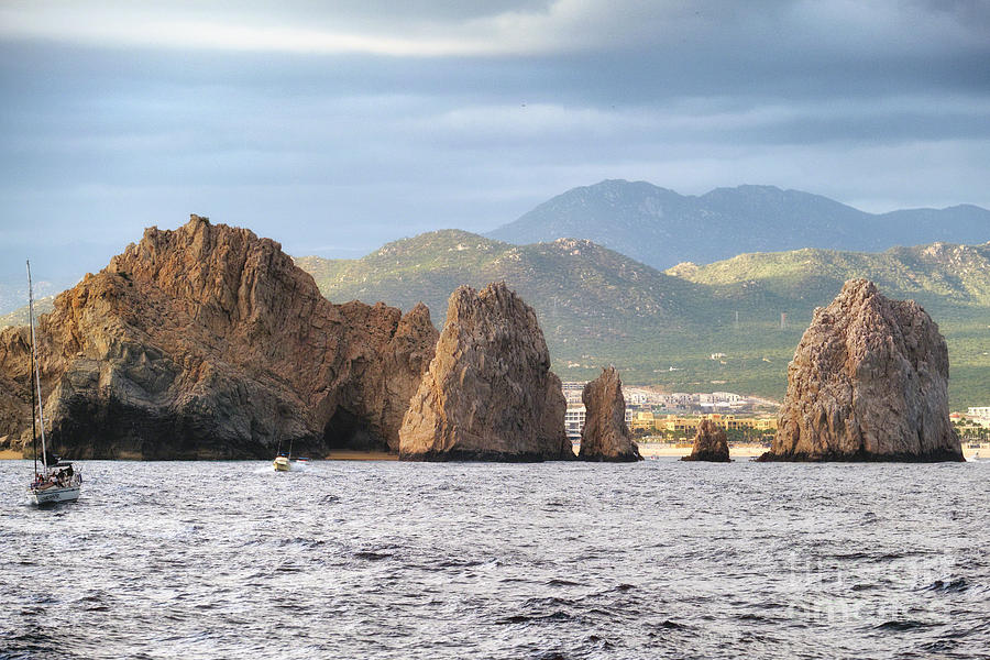 Rocks of Cabo by George Oze