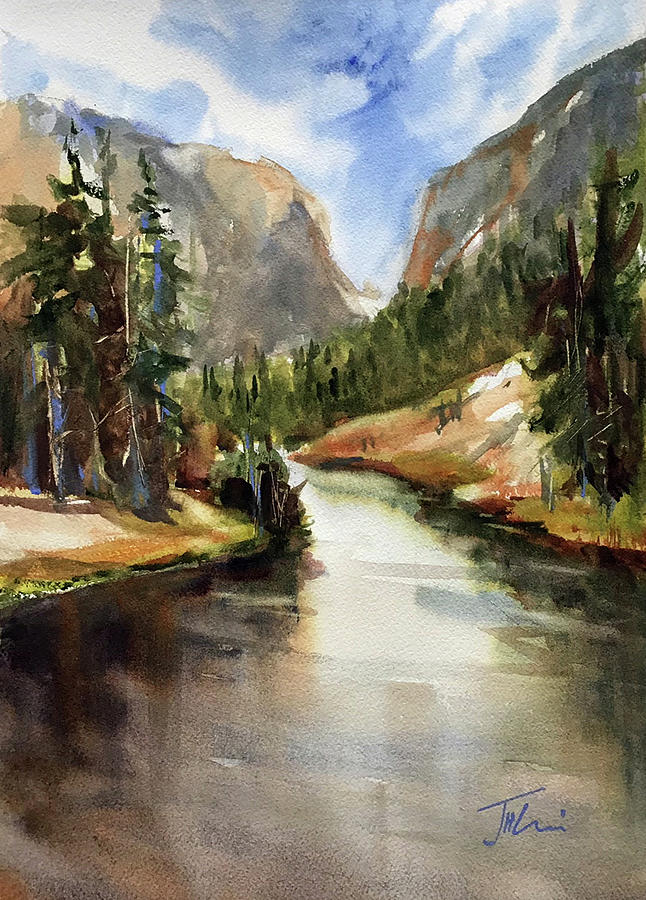 Rocky Mountain High by Judith Levins