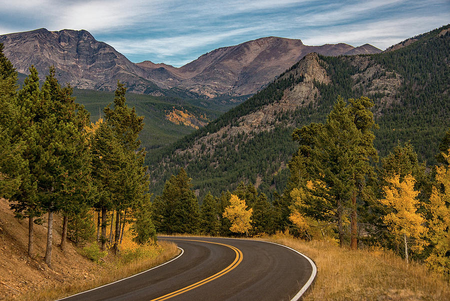 Rocky Mountain Road Trip by Darlene Bushue
