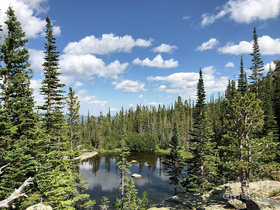 Rocky Mountain Photograph - Rocky Mountain Splendor  by John Stephens