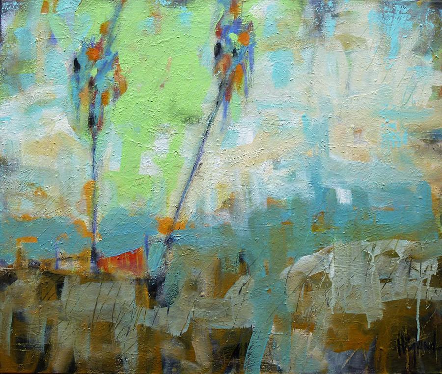 Rocky Palms by Daniel Hoglund