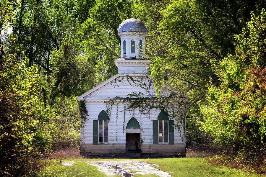 Rodney Baptist Church by Susan Rissi Tregoning