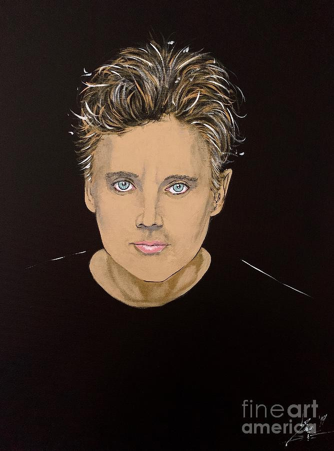 Roger Taylor by John Creekmore