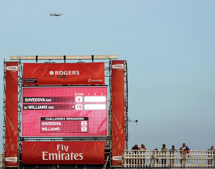 Canada Photograph - Rogers Cup Toronto by Nick Mares