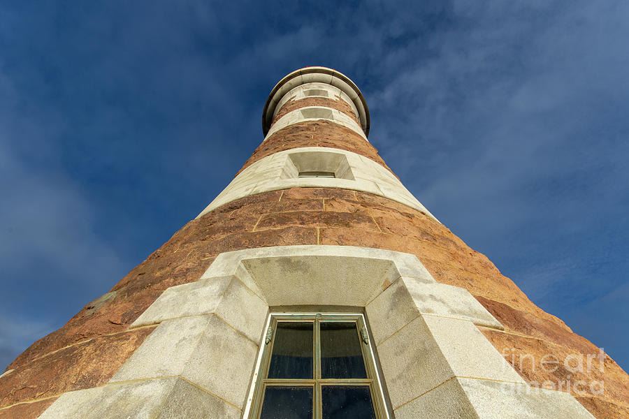 Roker Photograph - Roker Lighthouse 2 by Steev Stamford