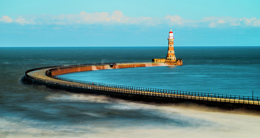 Roker Pier by Paul Cullen