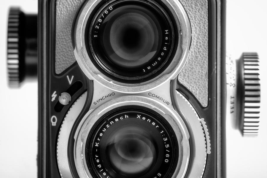 Rolleiflex Detail 2 by Matt Hammerstein