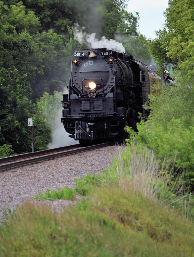 Rolling 4014 by Bonfire Photography