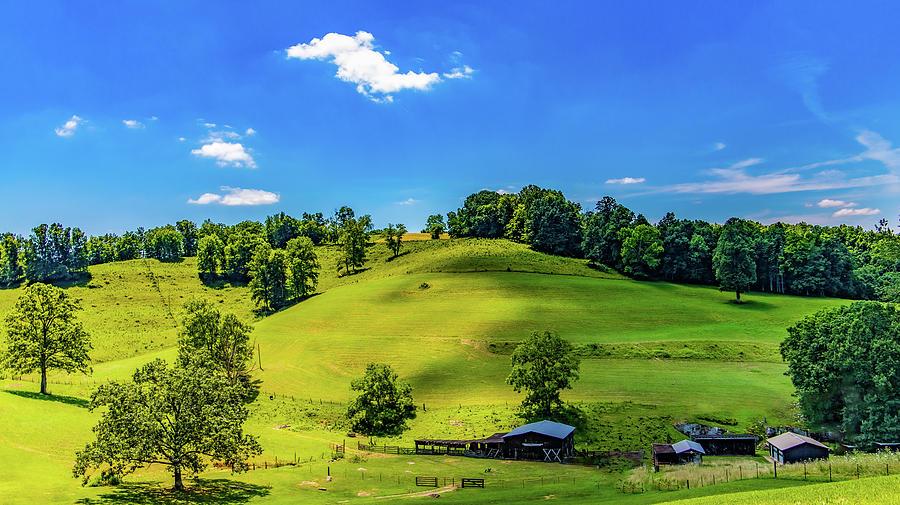 Rolling Hills of WV by Jonny D