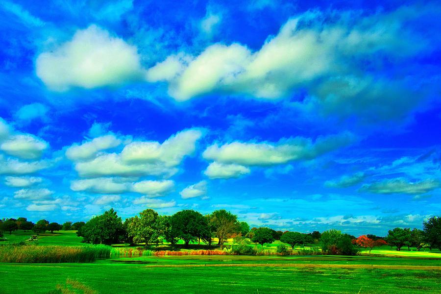 Rolling Hills Photograph