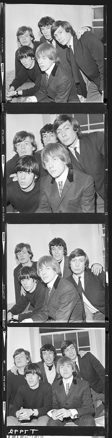 Rolling Stones Photograph by Evening Standard