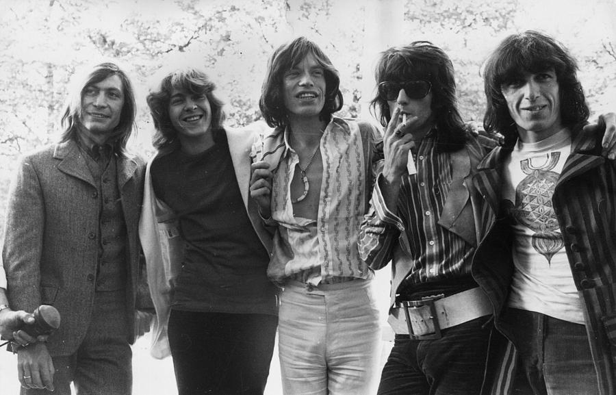 Rolling Stones Photograph by J. Wilds