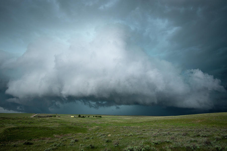 Rolling Storm by Wesley Aston