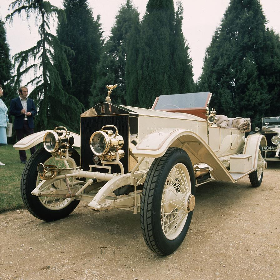 Rolls Royce Photograph by Graham French