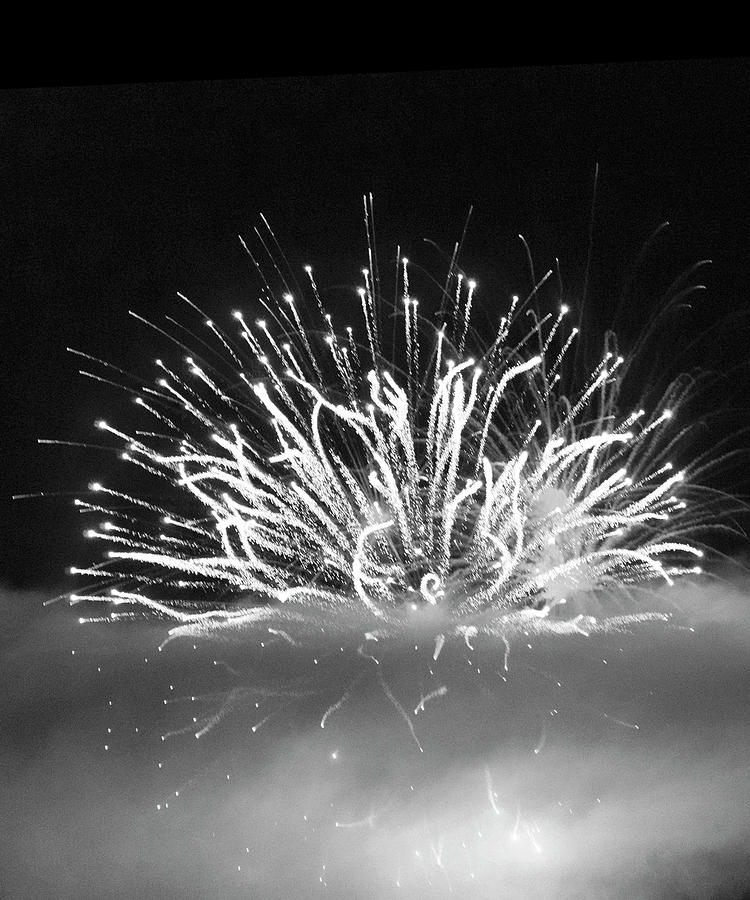 Roman candle by Bob Duncan