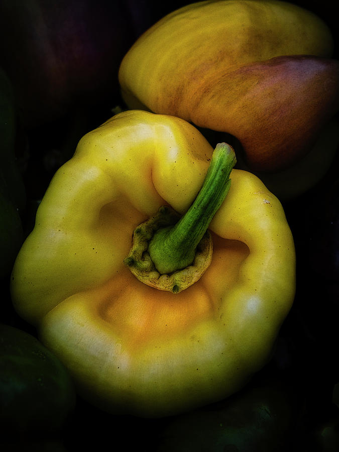 Romancing the Peppers by David Kay