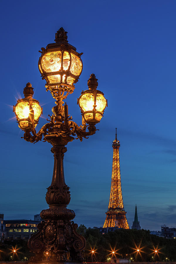 Romantic Paris Photograph