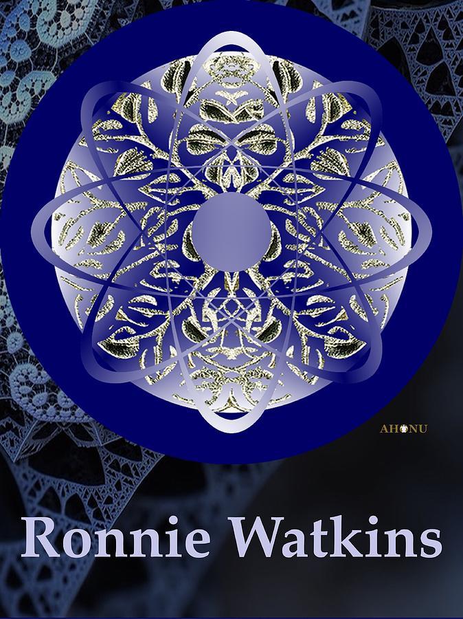 Ronnie Watkins Soul Portrait by AHONU