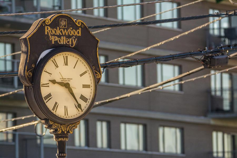 Rookwood Time by Jim Figgins