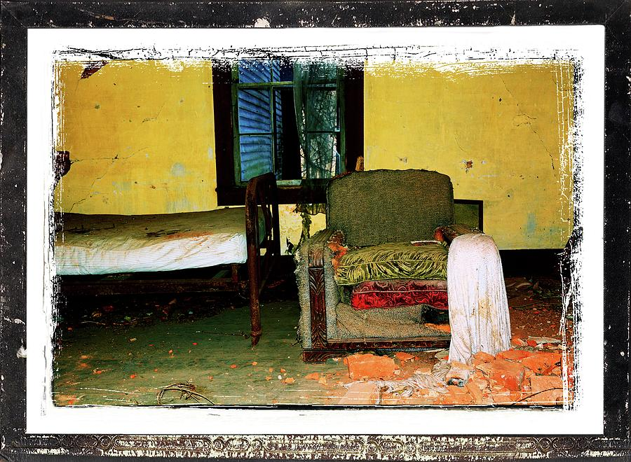 Room In An Old House Photograph