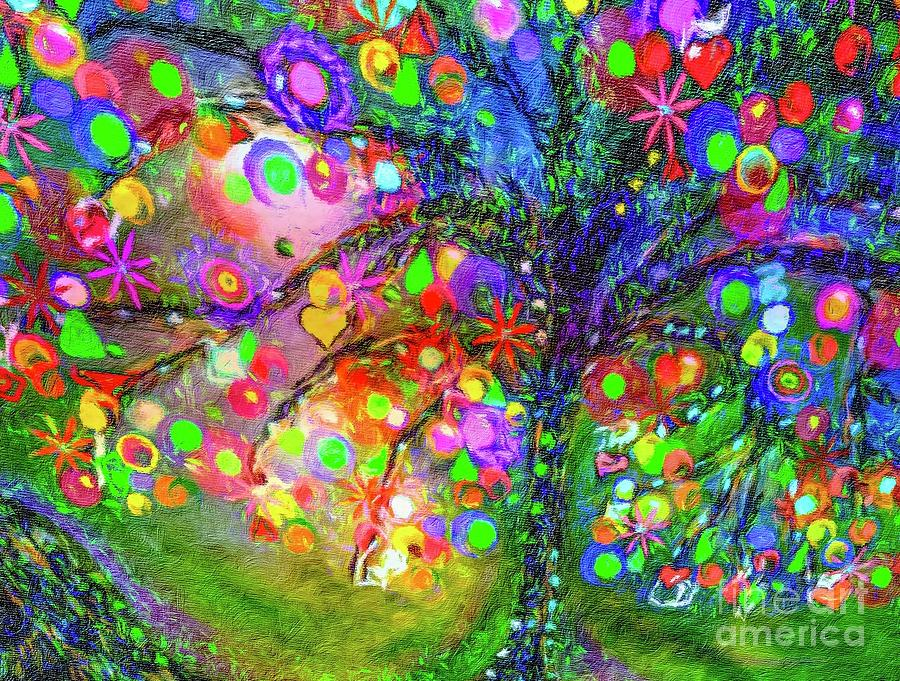 Roots Of Whimsy Digital Art