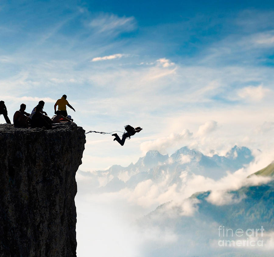 Activity Photograph - Rope Jumping by Alexei Zinin