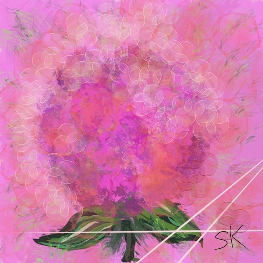 Rose Bubble by Sherry Killam