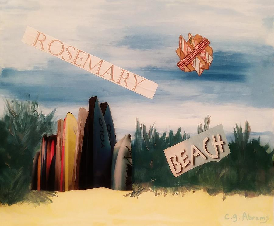 Rosemary Beach by CG Abrams