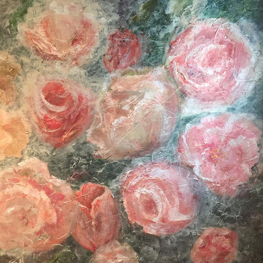 Roses by Connie Pearce