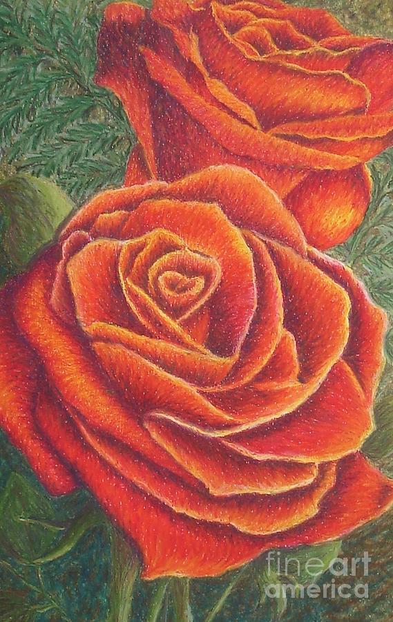 Roses by Lisa Bliss Rush