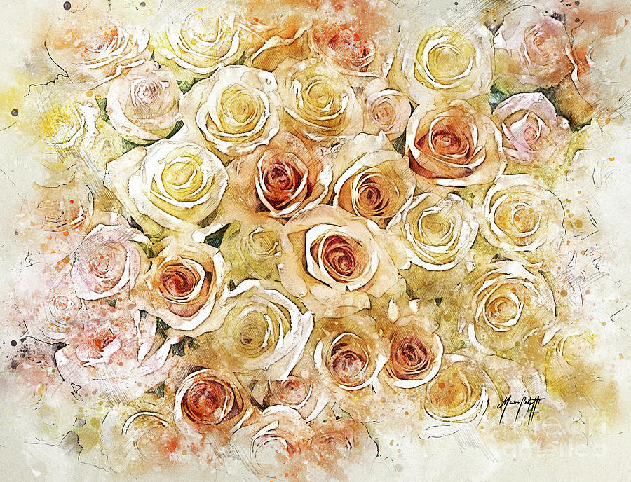 Roses by Mauro Celotti