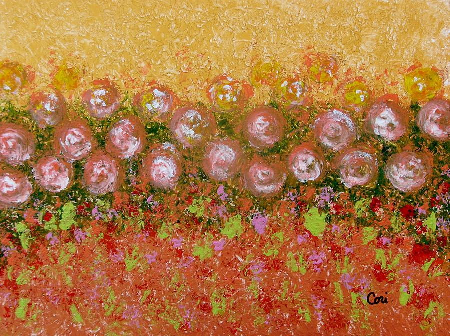Roses of Autumn by Corinne Carroll