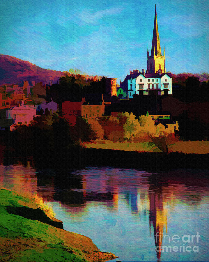Ross on Wye by Edmund Nagele