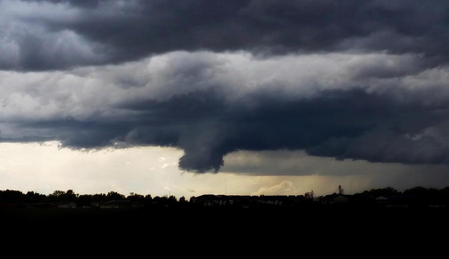 Rotating Colorado Skyscape Photograph