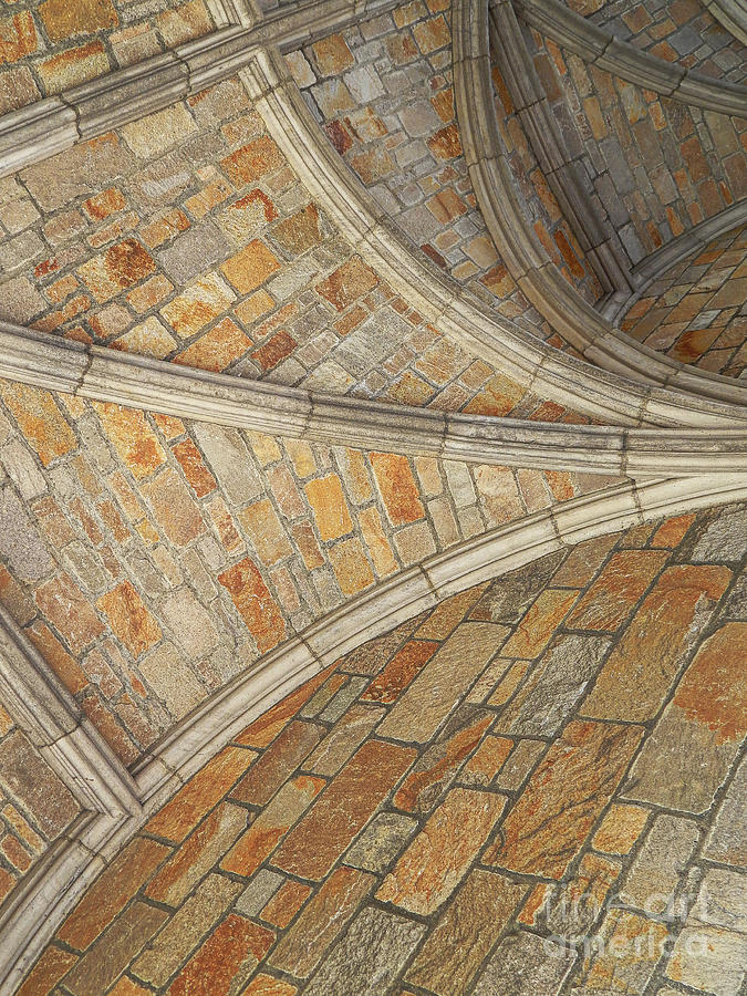 Round Photograph - Round Passage by Phil Perkins