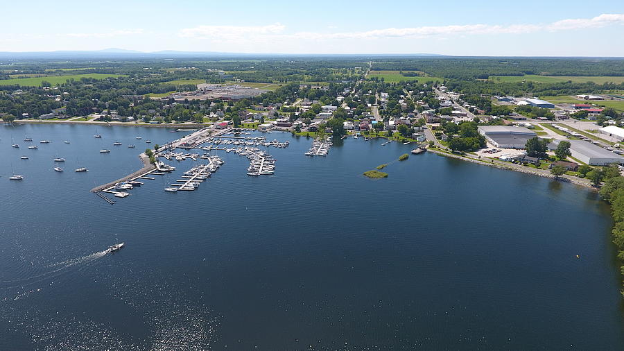 Rouses Point View Photograph by Jedidiah Thone