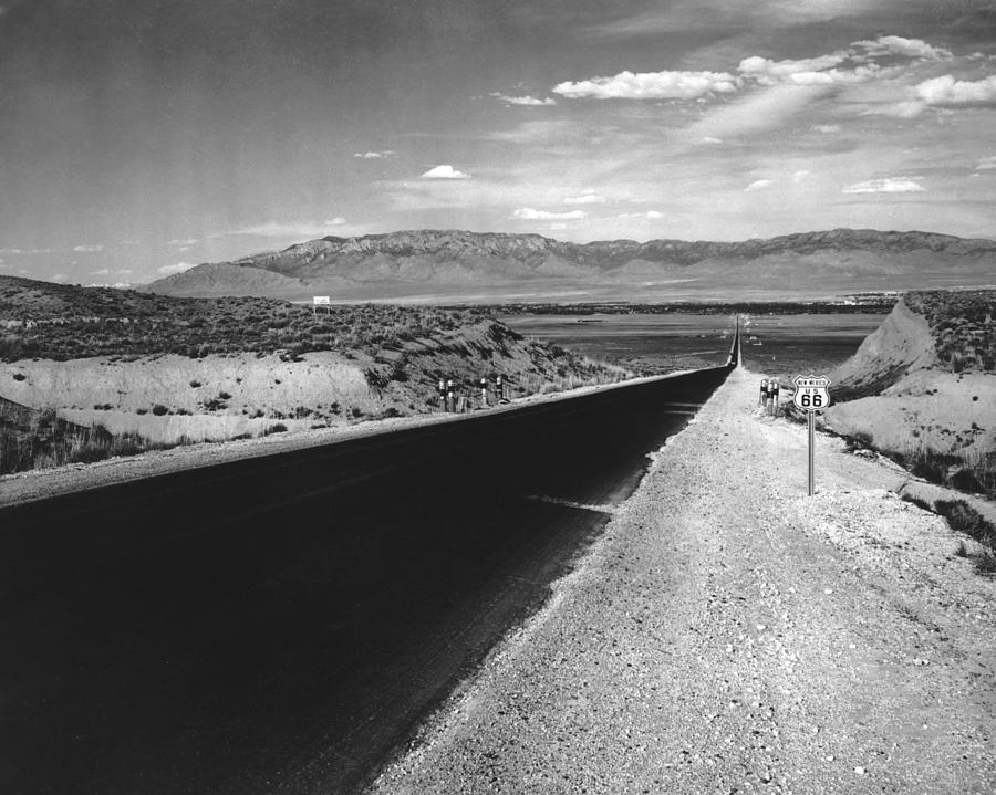 Route 66 Photograph by Fpg