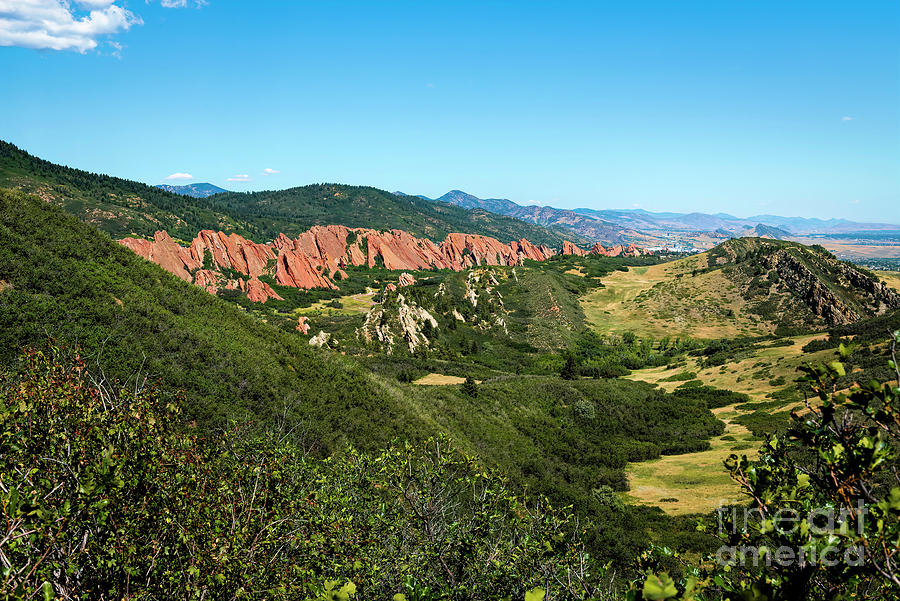 Roxborough State Park Archaeological District by Jon Burch Photography