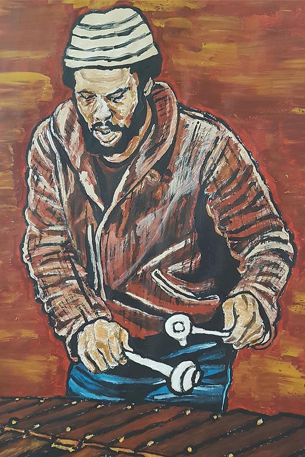 Roy Ayers by Rachel Natalie Rawlins