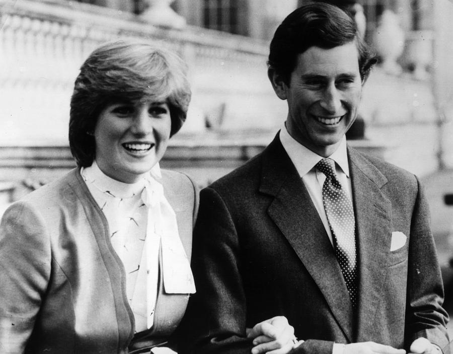 Royal Couple Photograph by Keystone