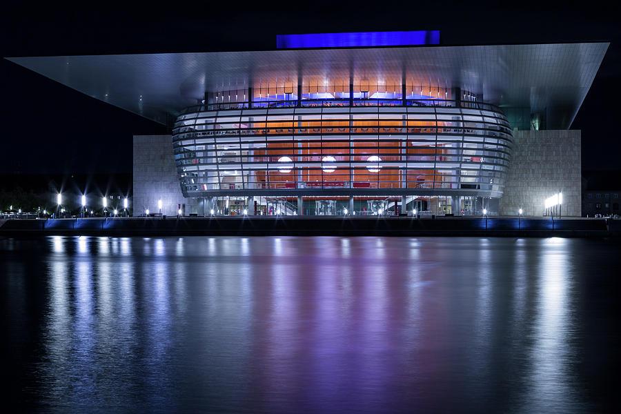 Royal Danish Opera House by John Daly
