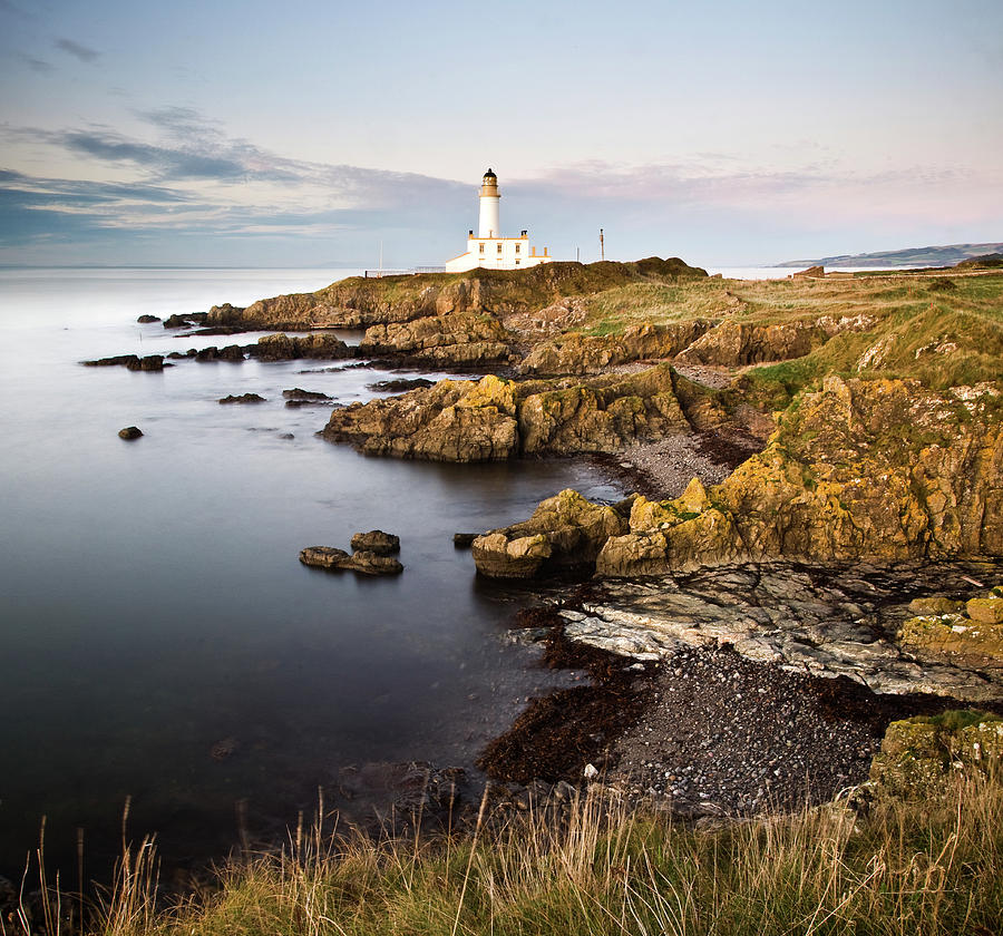 Royal Turnberry Photograph by Image By Peter Ribbeck