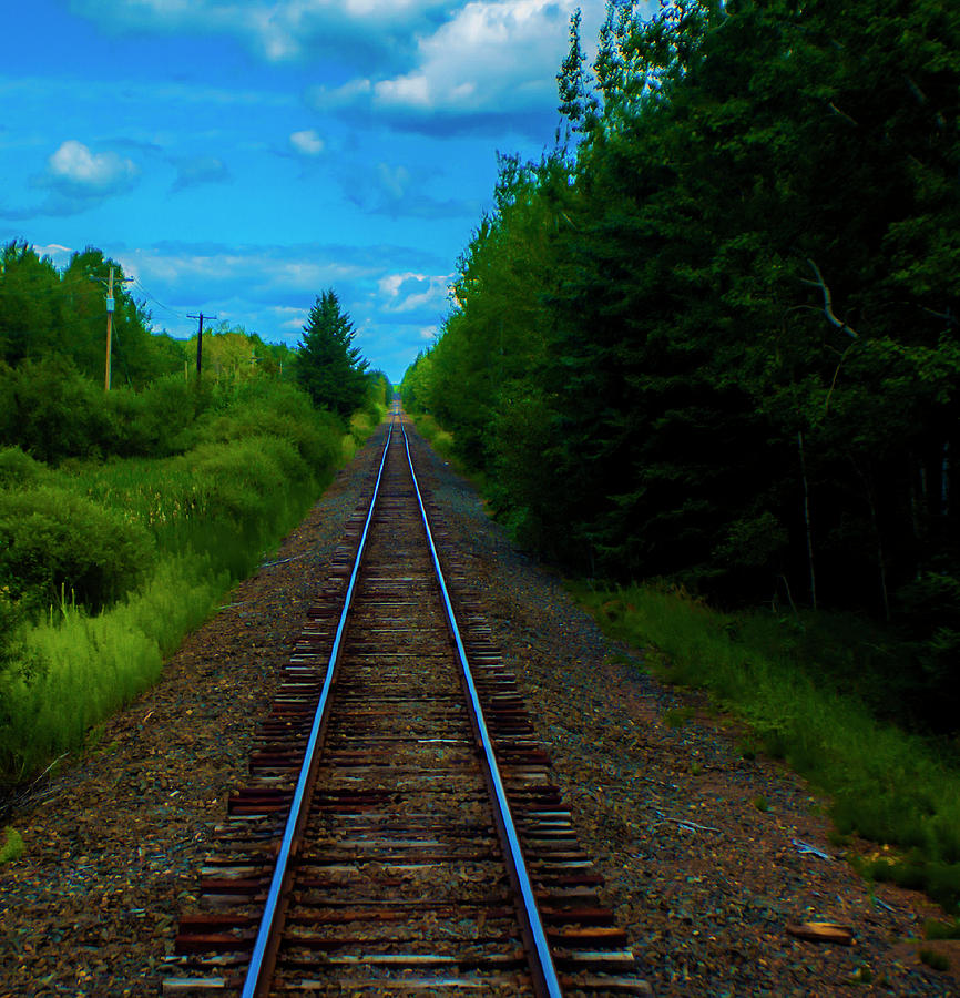 RR Tracks by Kevin Banker