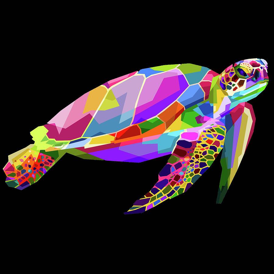 Rubino Turtle by Tony Rubino